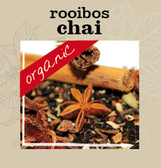 Org Chairooibos Tea