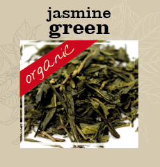 Org green jasmine Tea