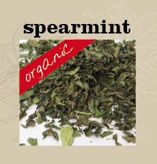 Org Spearmint Tea